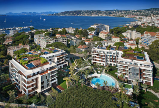 Parc du Cap 88 apartments, swimming pools and spa - 938