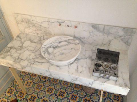 Salle de bains Master - 796