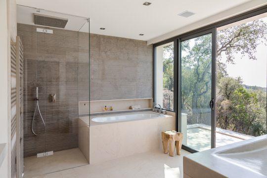 Salle de bains Master - 850