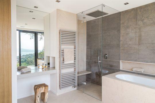 Salle de bains Master - 851
