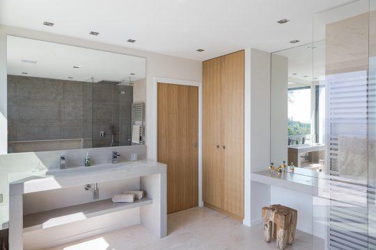 Salle de bains Master - 853