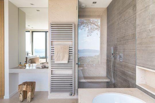 Salle de bains Master - 854