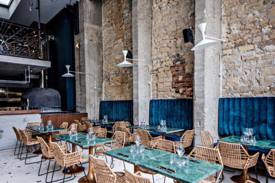 Restaurant Daroco - 957